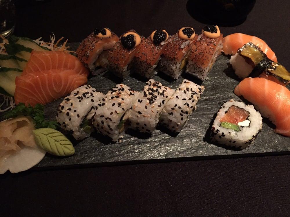 Sushiiiii yelp for Resto jardin japones