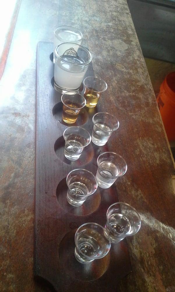 Taster Line Up Yelp