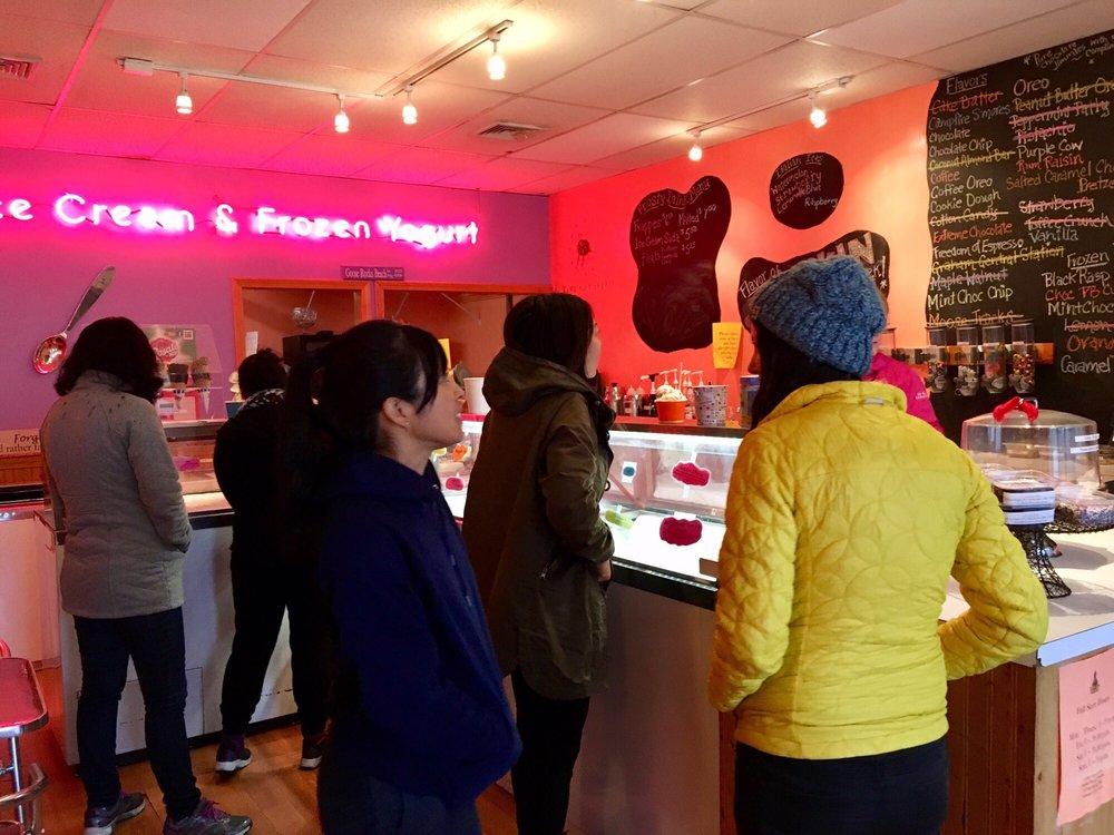 Wally's Wicked Good Ice Cream and Treats: 419 Lexington St, Auburndale, MA