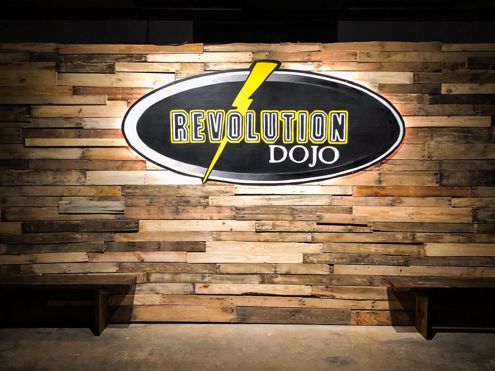 Revolution Dojo: 1005 Ennis St, Houston, TX
