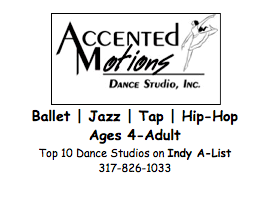 Accented Motions Dance Studio: 6621 W Broadway, McCordsville, IN