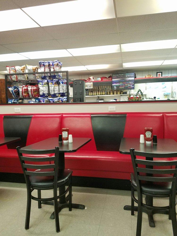 Thomahawk Deli & Grill: 102 N Main St, Davidsville, PA