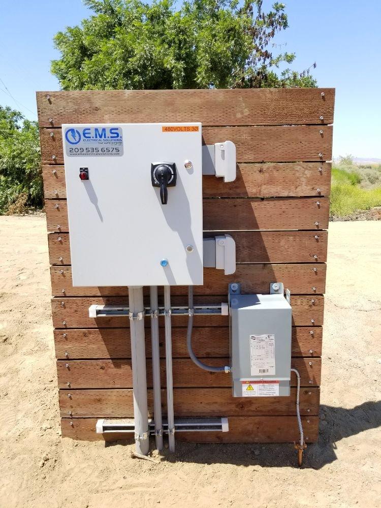 E.M.S. Electrical Solutions: Turlock, CA