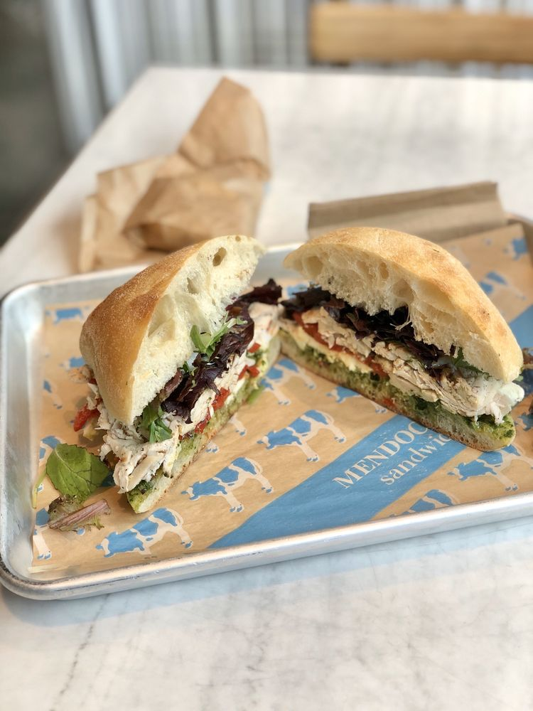 Food from Mendocino Farms