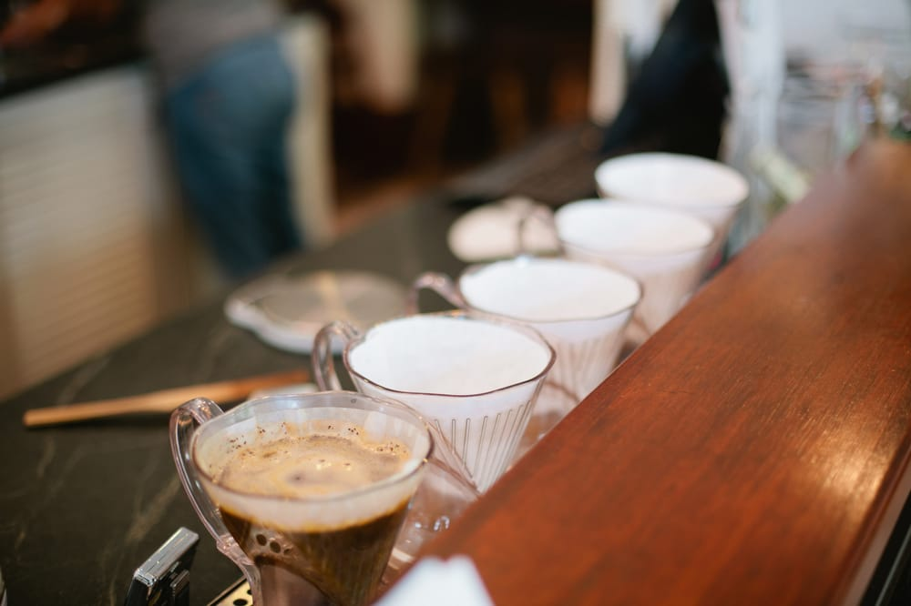 NEAT Coffee: 20 Grove St, Darien, CT