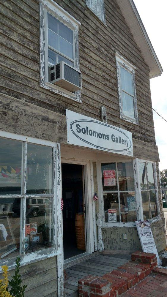 Solomon's Gallery: 14636 Solomons Island Rd S, Solomons, MD