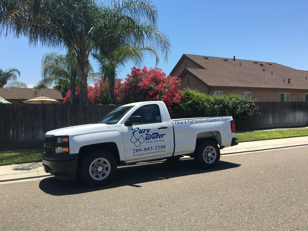 Pure Water Pool Service: 6712 Joe Ruddy Ct, Hughson, CA
