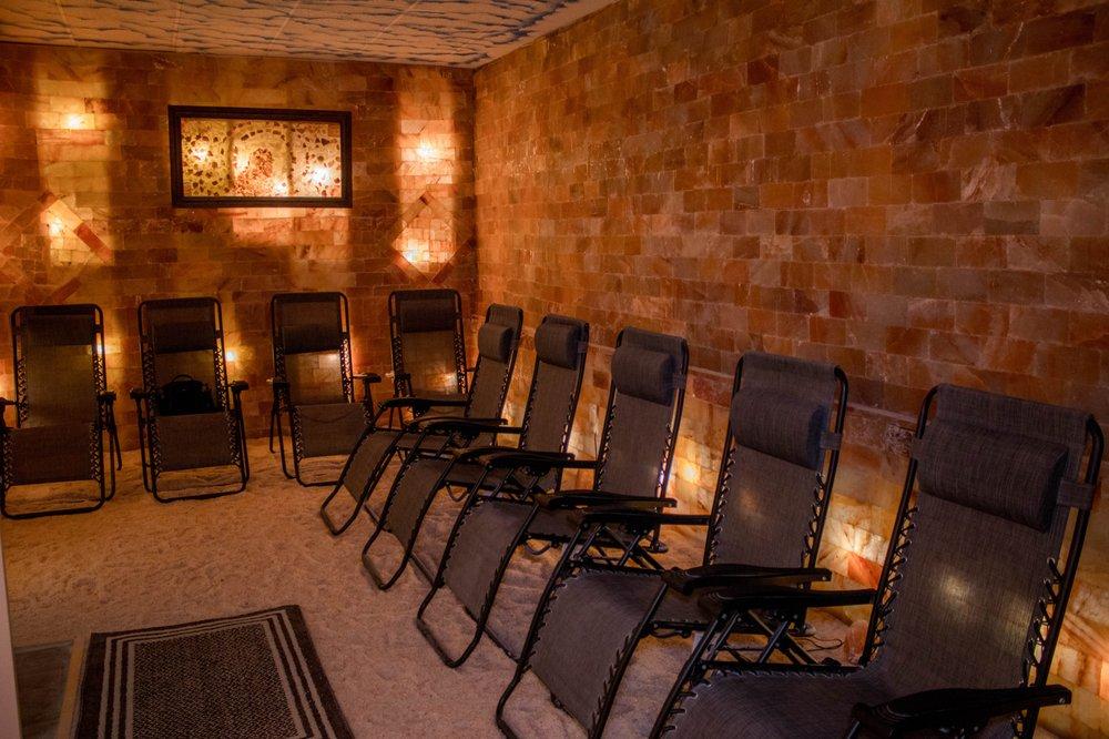 Trunature Salt Therapy: 79 Main St, Maynard, MA