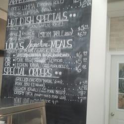 Lola S Kitchen Rexdale