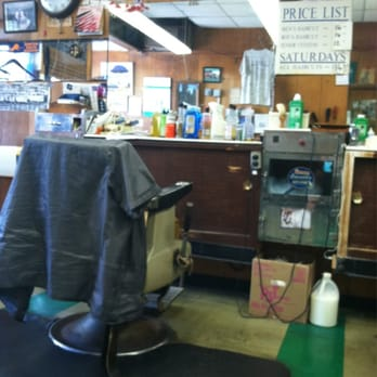 Barber Joint : Ye Old Clip Joint Barber Shop - CLOSED - Barbers - 1209 Chesnut St ...