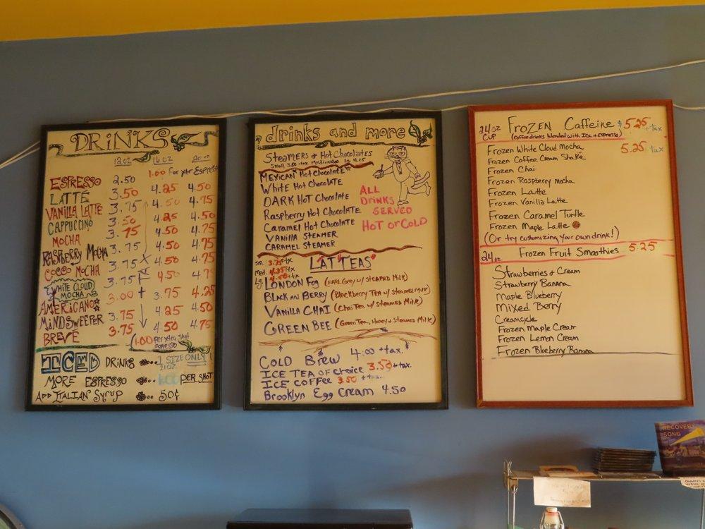Koffee Kat: 104 Margaret St, Plattsburgh, NY