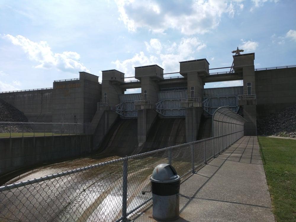 Alum Creek Below Dam Area: 5905 Lewis Center Rd, Lewis Center, OH