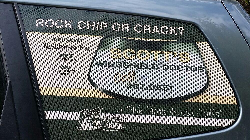 Scott's Windshield Doctor