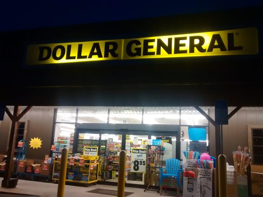 Dollar General: 95 Hwy 19 S, Inglis, FL