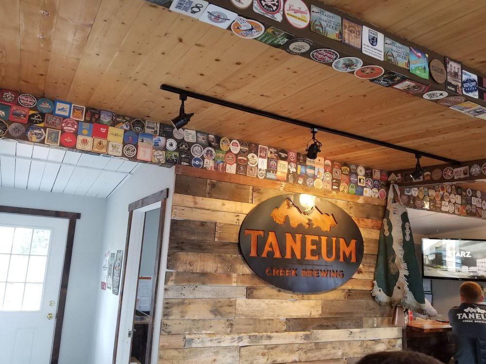 Taneum Creek Brewing: 811 WA-970, Cle Elum, WA