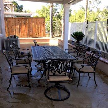 Photo Of Kb Patio Furniture Santa Ana Ca United States Elizabeth Dining