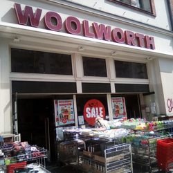 Woolworth - Department Stores - Hermannstr  218, Neukölln, Berlin