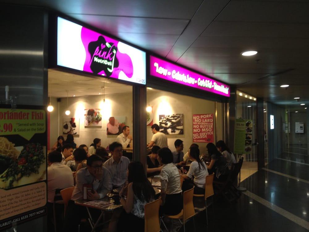 Pink Nutrideli Singapore