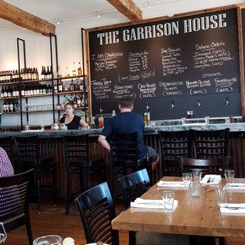 Garrison Restaurant Niagara On The Lake