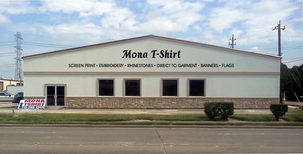 25155f7d Mona T Shirt Enterprise 9410 Harwin Dr Houston, TX T Shirts Custom ...