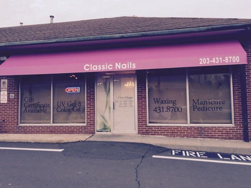 Classic Nails - Nail Salons - 52 Danbury Rd, Ridgefield, CT - Phone ...