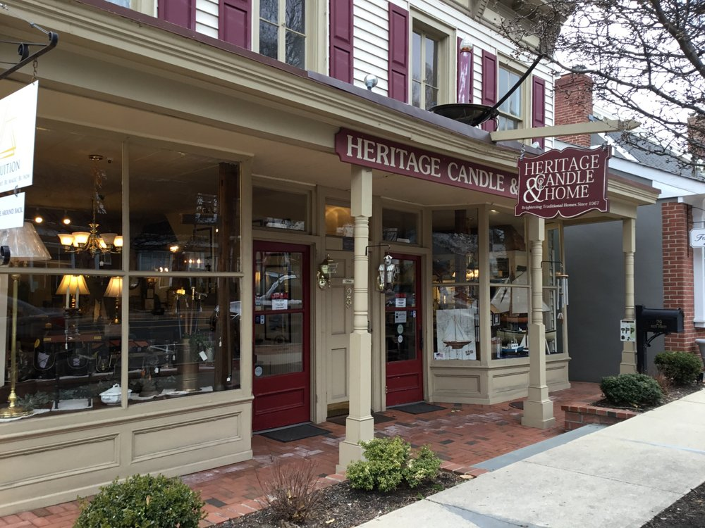 Heritage Candle & Home: 29 Main St, Cold Spring Harbor, NY