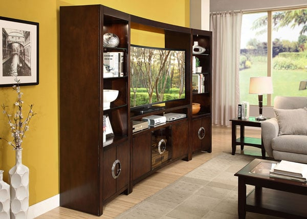 Kane 39 S Furniture Living Room Wall Units Yelp