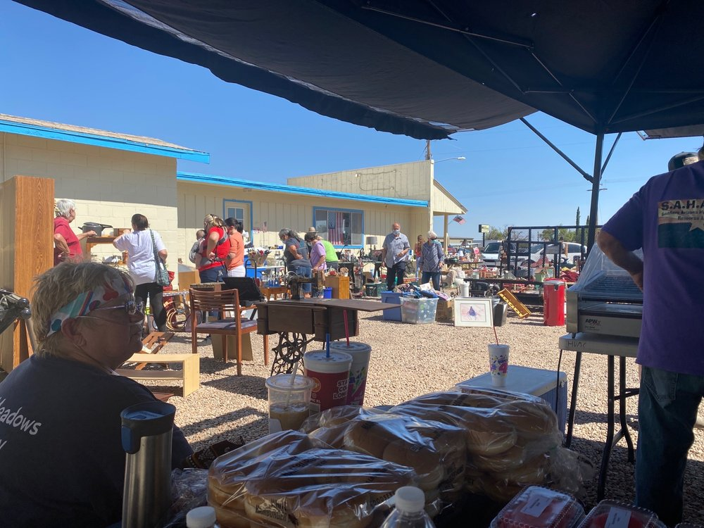 S.A.H.A.R.A Sahara Humanitarian Resource: 425 N Huachuca Blvd, Huachuca City, AZ