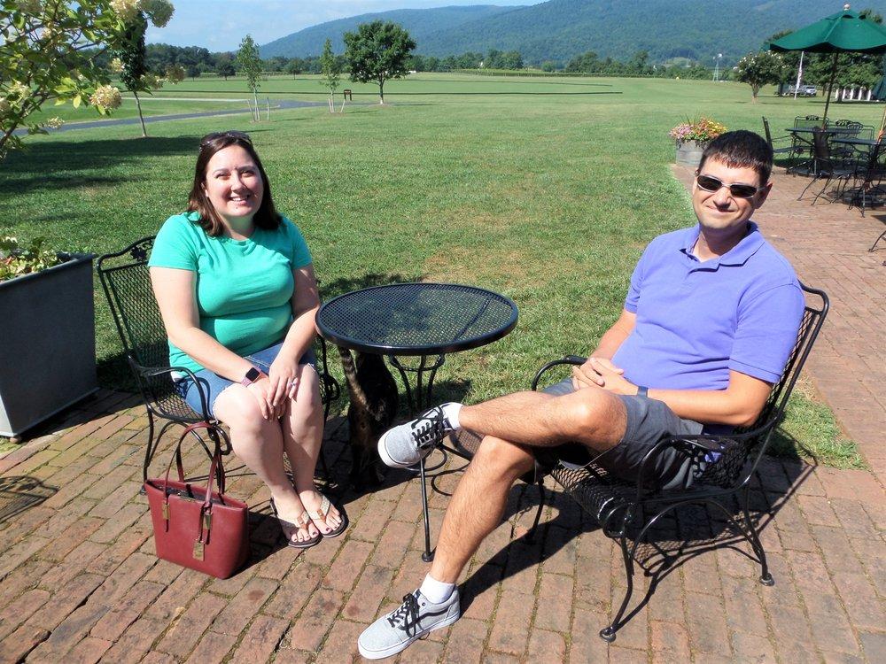 Virginia Blue Ridge Wine Tours: Charlottesville, VA