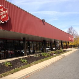 The Salvation Army Thrift Stores 107 S Market St