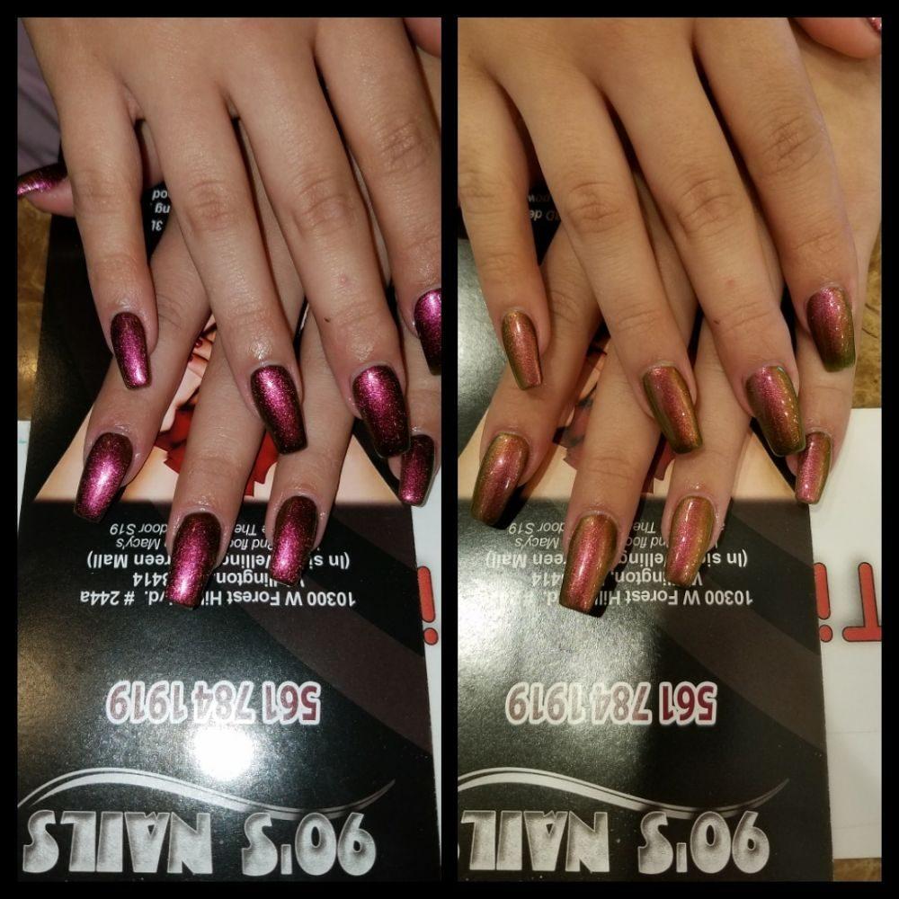 90\'s Nails - CLOSED - 59 Photos & 16 Reviews - Nail Salons - 10300 W ...