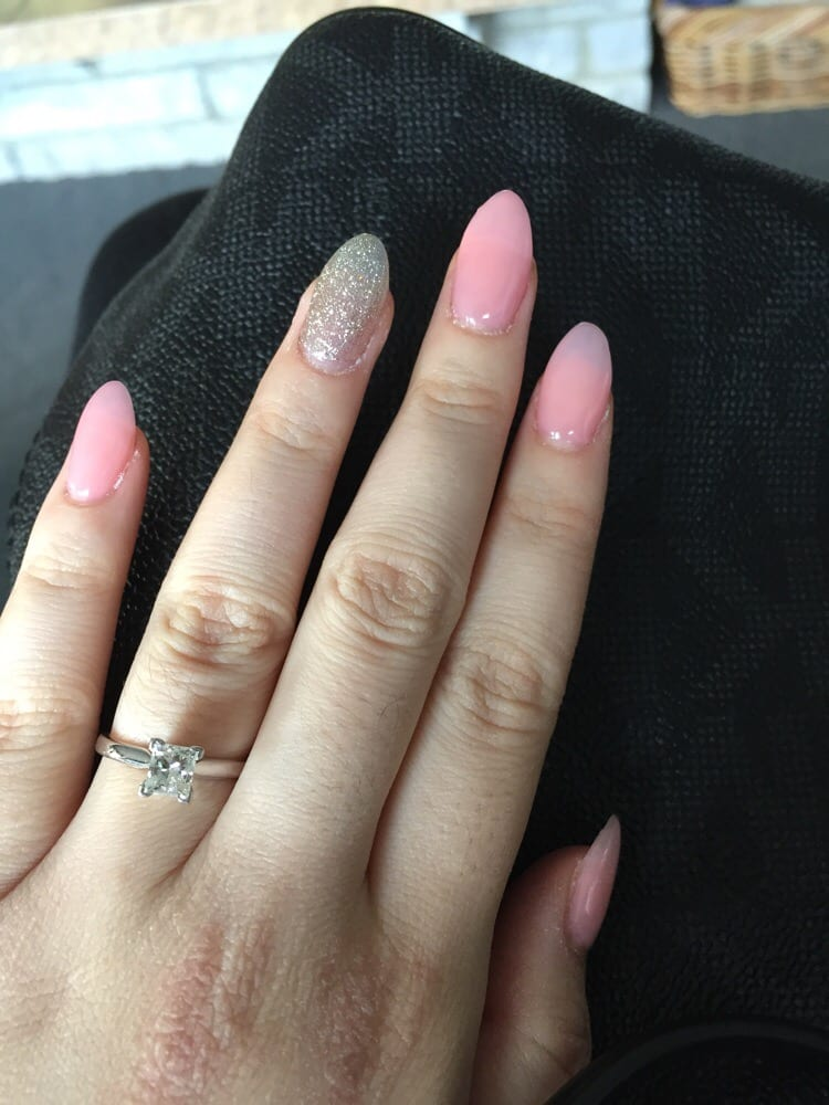 Photo Of Oq Nail Salon Portland Or United States Perfect Almond Nails
