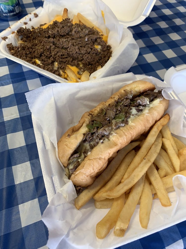 Food from Bigcity Cheesesteaks