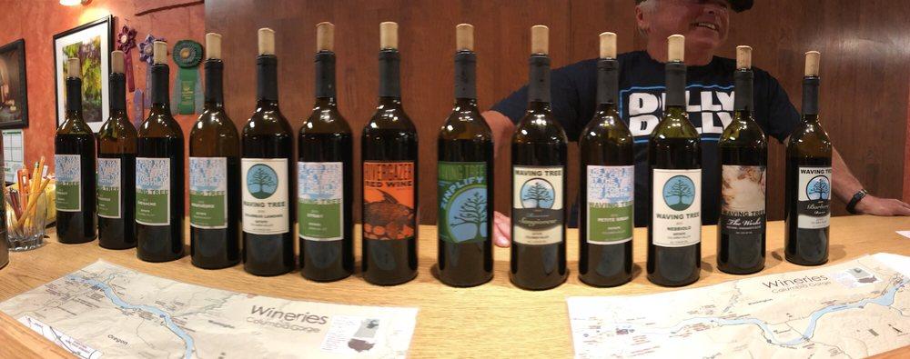 Waving Tree Vineyard & Winery: 2 Maryhill Hwy, Goldendale, WA