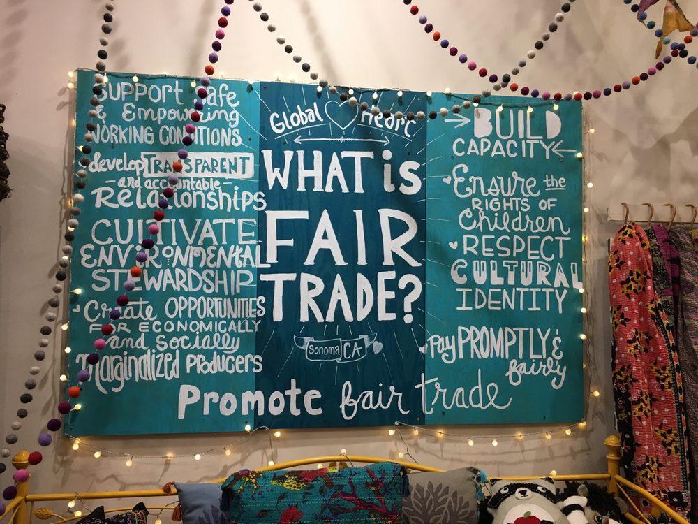 Global Heart Fair Trade: 423 1st St W, Sonoma, CA