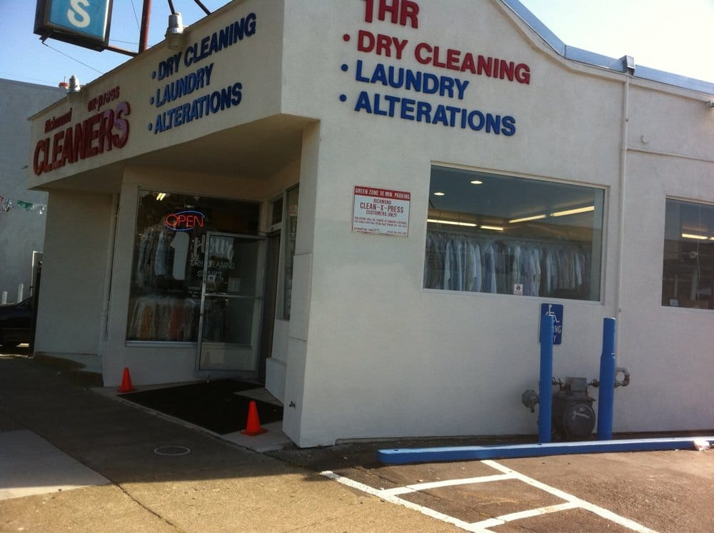 Richmond Express Cleaners: 12817 San Pablo Ave, Richmond, CA