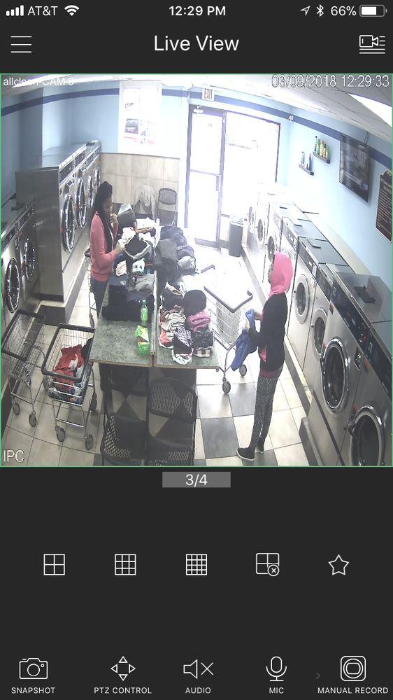 All Clean Laundromat: 715 Ave A, Bayonne, NJ