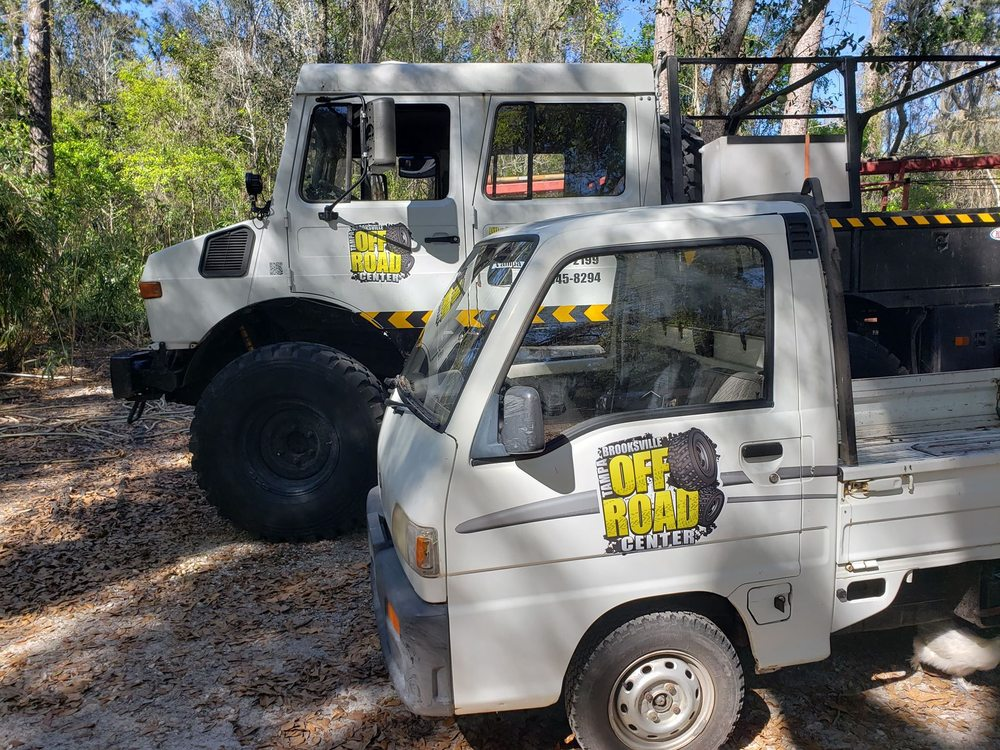Brooksville Offroad Center: 116 W Hillsborough Ave, Tampa, FL