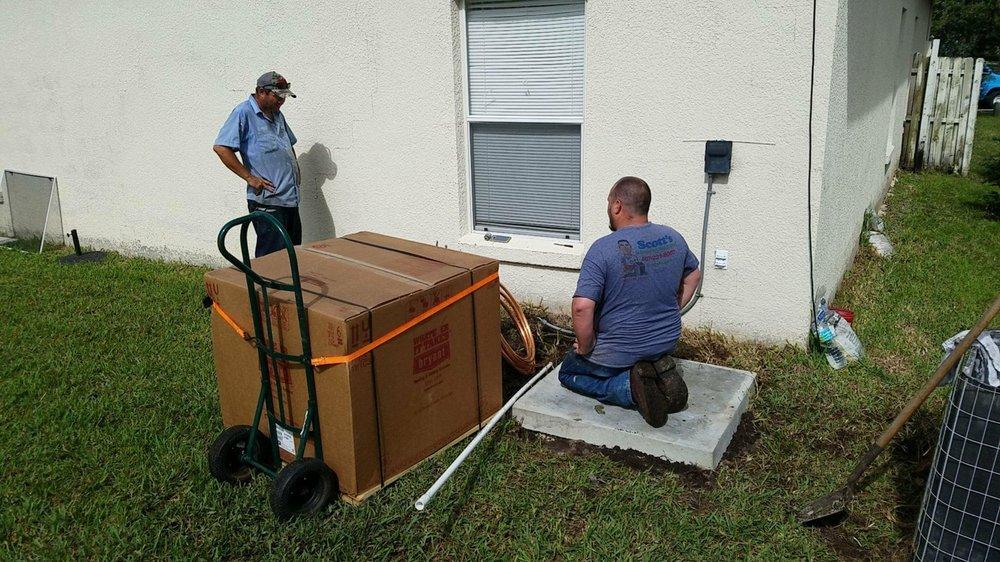 Scott's Heating & Air Conditioning: 1830 Longwood-Lake Mary Rd, Longwood, FL