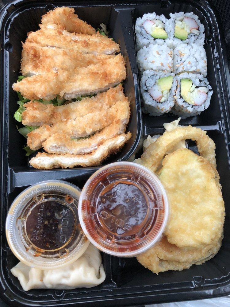 Mikado Sushi & Hibachi: 510 Montauk Hwy, Center Moriches, NY