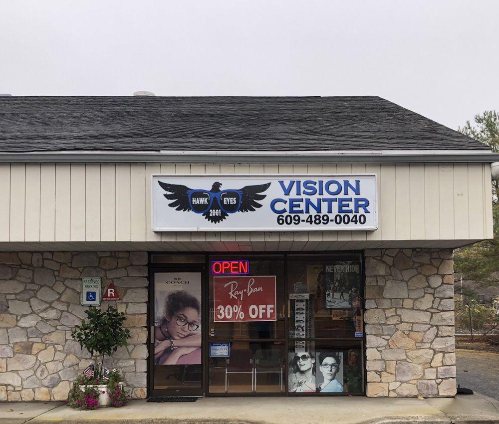 Hawk Eyes Vision Center: 399 N Main St, Manahawkin, NJ
