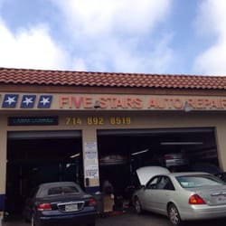 Five Star Auto >> Five Star Auto Repair Auto Repair 7391 Westminster Ave