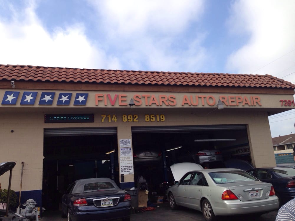 Photos For Five Star Auto Repair Yelp