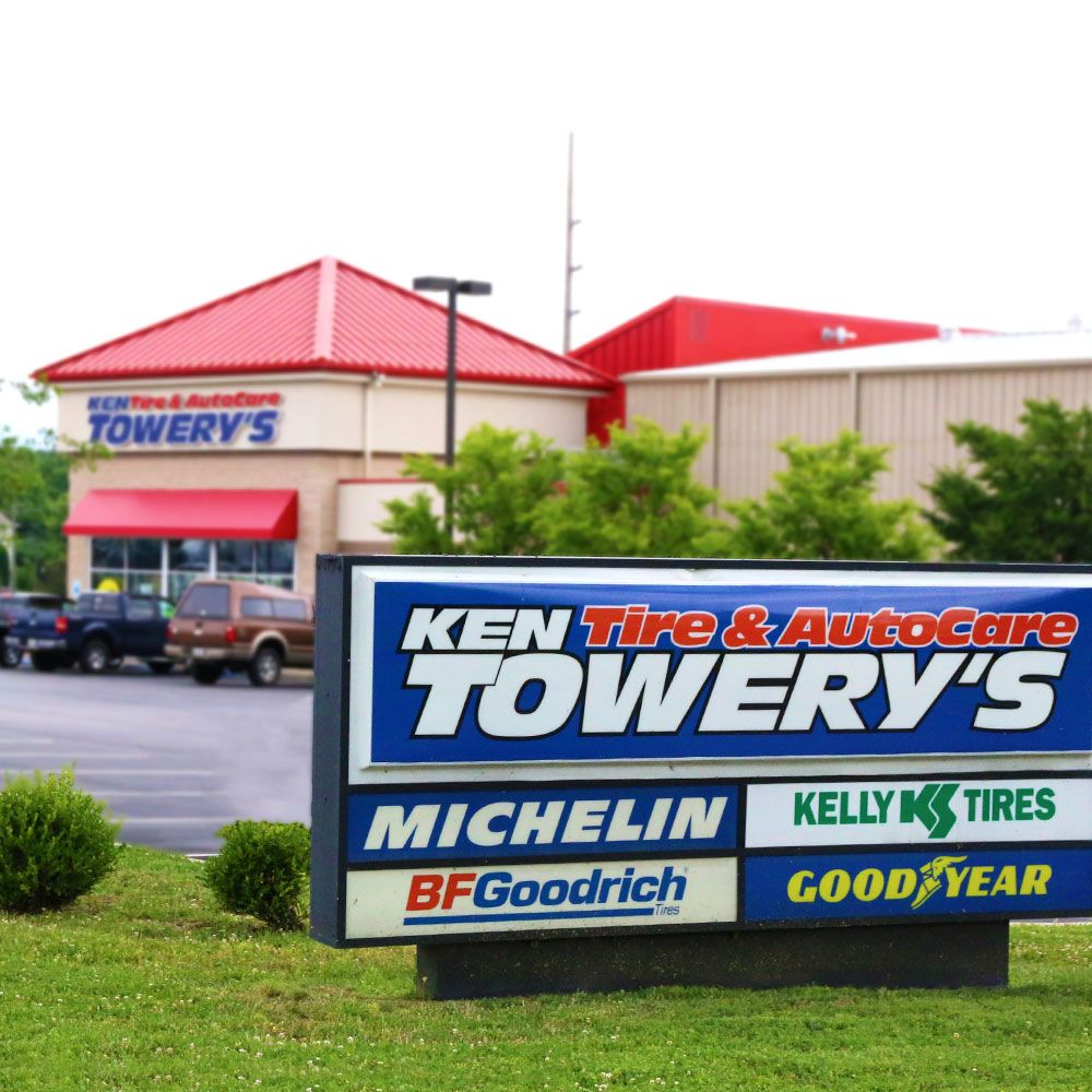 Ken Towery's Tire & AutoCare: 4037 Taylorsville Rd, Louisville, KY