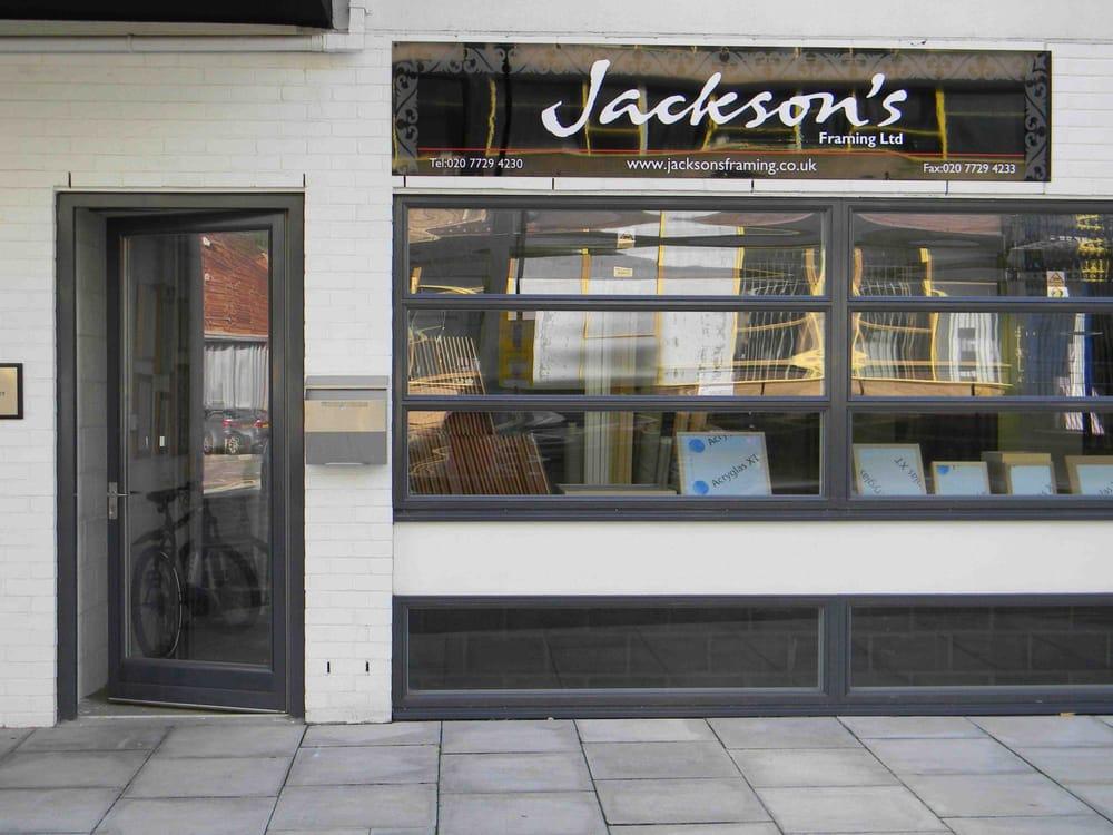 Jackson\'s Framing - Framing - 18 B Long Street, Shoreditch, London ...