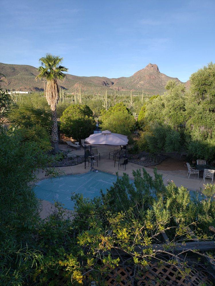 The Wild Purple Ranch and Retreat: 7400 N Artesiano Rd, Tucson, AZ