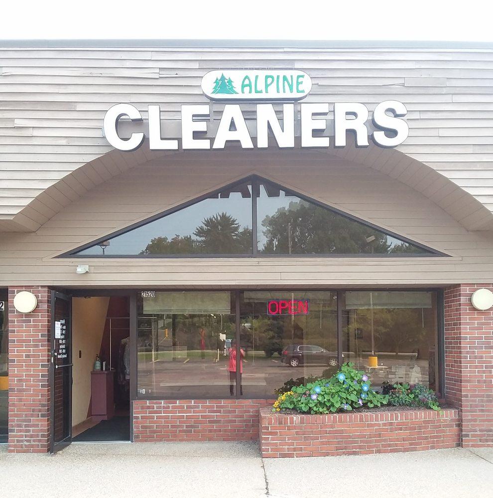 Alpine Cleaners: 21520 Novi Rd, Novi, MI