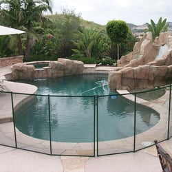 All Safe Pool Fence Covers 235 Photos 185 Reviews Fences