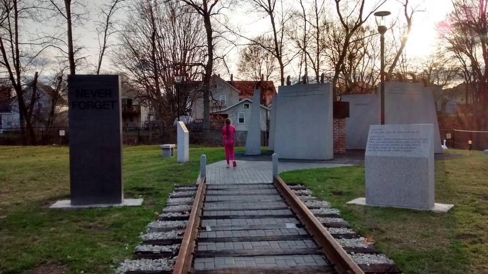 New Hampshire Holocaust Memorial: 315 Main St, Nashua, NH