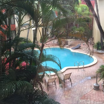 Photo Of Red Roof Inn Clearwater Airport   Clearwater, FL, United States.  Pool